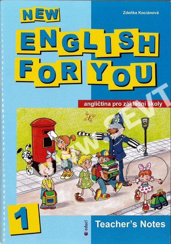 New English for You 1 Teachers...