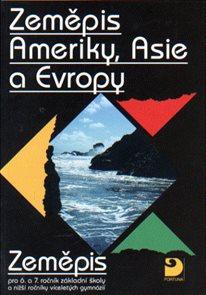 Zeměpis 6.-7.r. zeměpis Ameriky,Asie,Evropy