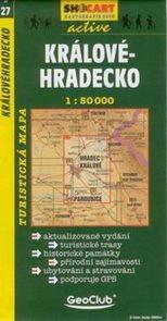 Královéhradecko - mapa SHc27 - 1:50t