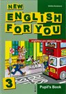 New English for You 3 Pupils Book  /učebnice/ 6.r. ZŠ