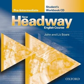 New Headway pre-intermediate students WB CD