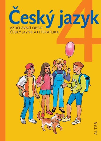 Český jazyk 4.r. - vázaný - Čechura, Horáčková