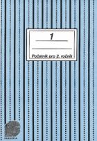Početník pro 2.ročník - 1.sešit