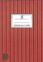 Početník pro 2.ročník - 5.sešit