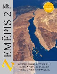 Zeměpis 2 (Světadíly 1) - učebnice s komentářem pro učitele