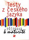 Testy z českého jazyka - Příprava k maturitě