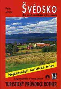Švédsko -jih a střed- turistický průvodce Rother