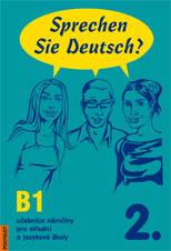 Sprechen Sie Deutsch 2 - učebnice - A4, brožovaná