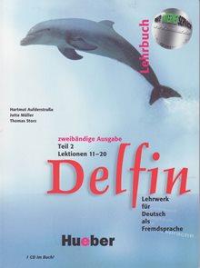 Delfin 2 Lehrbuch + CD-ROM /11-20/ (Zweibändige Ausg.)