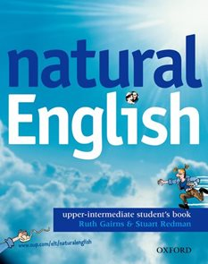 Natural English upper-intermediate Students Book