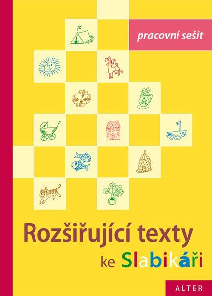 Pracovní sešit ke Slabikáři, 3. díl - Rozšiřující texty - Žáček a kol.