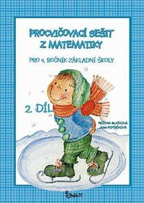 Procvičovací sešit z matematiky 4.r. 2.díl