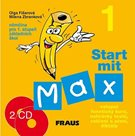 Start mit Max 1 - audio CD k učebnici /2ks/