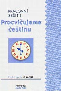 Procvičujeme češtinu - 2. ročník pracovní sešit 1