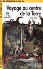 Četba FCLE1-Voyage au centre de la Terre + CD