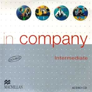 In Company Intermediate class audio CDs (2)