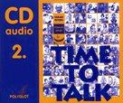 Time to Talk 2. SŠ a JŠ-Audio CD /4ks/