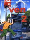 Nuevo Ven 2-učebnice + audio CD