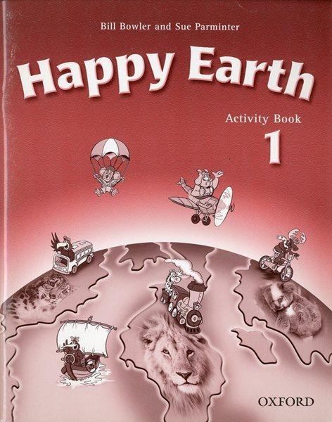 Happy Earth 1 Activity Book - Bowler,Parminter