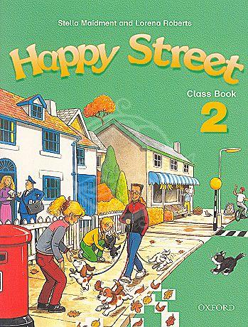 Happy Street 2 Class Book - Maidment,Roberts