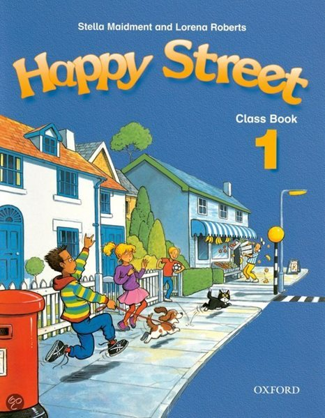 Happy Street 1 Class Book - Maidment,Roberts