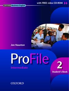 ProFile 2 intermediate Students Book + CD