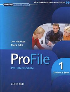 ProFile 1 pre-intermediate SB + CD