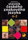 Všeobecný slovník českého znakového jazyka O-Ž