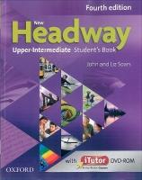 New Headway upper-intermediate SB + iTUTOR DVD- ROM 4.vydání