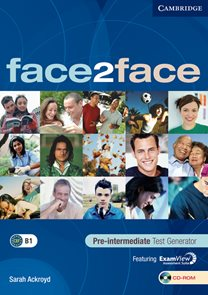 Face2face Pre-intermediate Students Book + CD