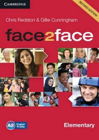 Face2face Elementary class audio CDs - Redston,Cunningham