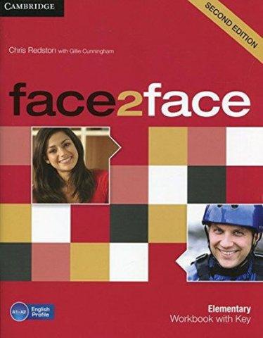 Face2face Elementary Workbook - Redston,Cunningham
