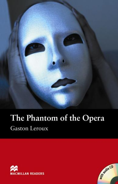 The Phantom of the Opera + CD - Leroux Gaston