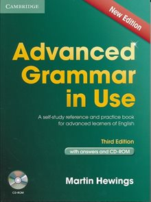 Advanced Grammar in Use with answer + CD-ROM
