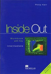 Inside Out Intermediate Workbook with key + CD