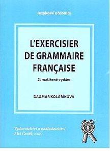Lexercisier de grammaire francaise-2.vydání