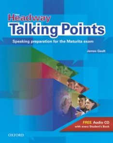 New Headway Talking Points with FREE Student Audio CD
