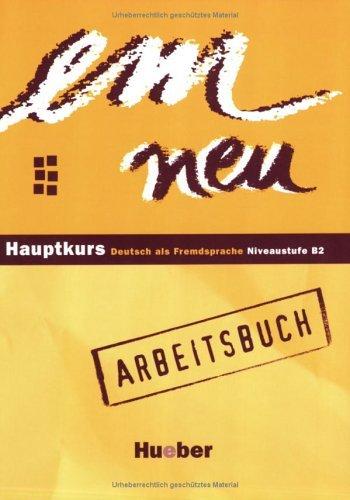 em Neu Hauptkurs Niveaustufe B2-pracovní sešit - Perlmann-Balme M.,Schwalb S.