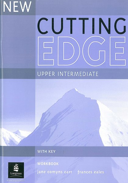 New Cutting Edge upper-intermediate Workbook with key - Comyns Carr Jane,Eales Frances - A4, sešitová
