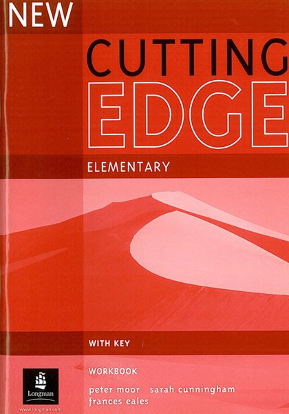 New Cutting Edge elementary Workbook with key - Moor P.,Cunningham S.,Eales F.