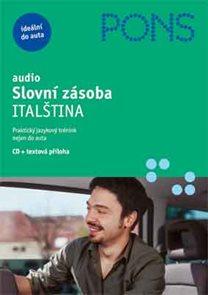 Italština - Slovní zásoba + audio CD
