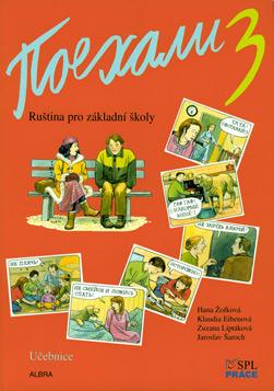 Pojechali 3 - učebnice - Žofková,Eibenová,Liptáková,Šaroch - A4, brožovaná