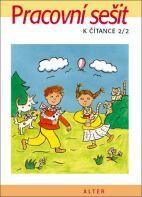 Čítanka 2.r.  k 2. ediční řadě - pracovní sešit