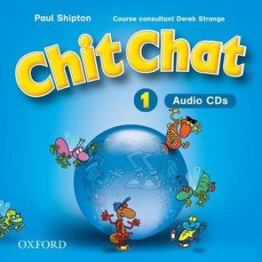 Chit Chat 1 audio CDs /2ks/