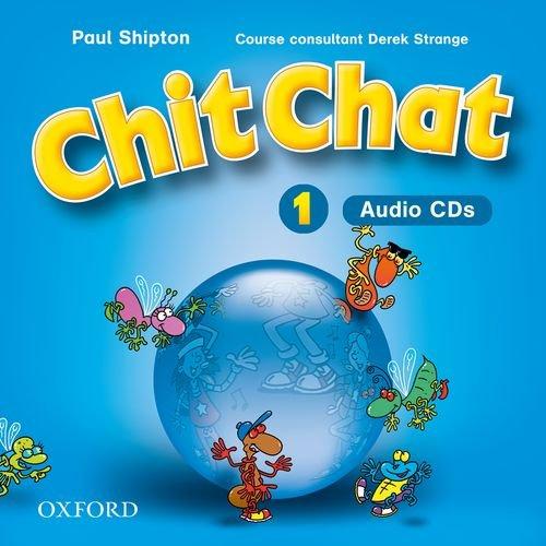 Chit Chat 1 audio CDs /2ks/ - Shipton Paul
