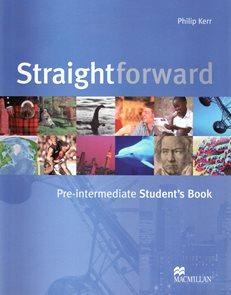 Straightforward pre-intermediate SB