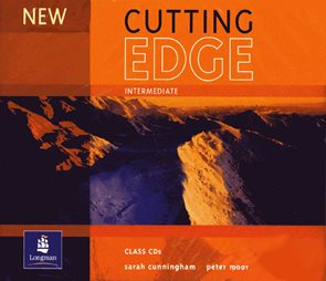 New Cutting Edge intermediate class CDs (3)