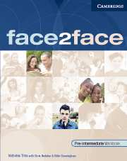 Face2face Pre-intermediate Workbook - Tims N.,Redston Ch.,Cunningham G.