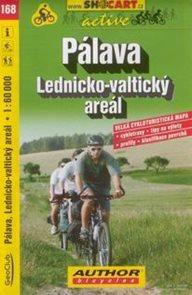 Pálava, Lednicko-valtický areál - cyklo SHc168 - 1:60t