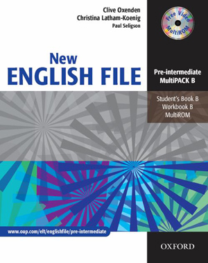 New English File pre-intermediate Multipack B - Oxenden C.,Latham-Koenig Ch.,Seligson P.